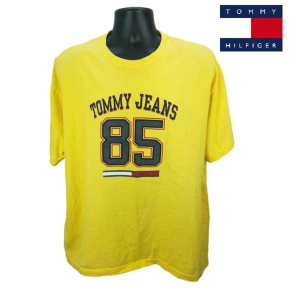 2cbbf53f7 Tommy Hilfiger Shirts   Vintage 90s Spell Out T Shirt Xl   Poshmark